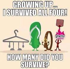 How many did you survive? • Ghetto Red Hot