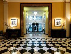 Claridge's Hotel London, Luxury Boutique Hotel, Art Deco,