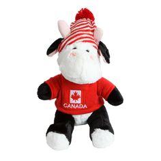 Canada Plush Cow ($14.99 CAD)   COWS