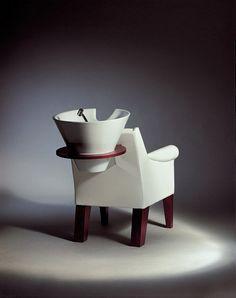 Linea Classic, Collezione Presence Paris, designer Philippe Starck, Arredi completi