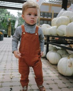 Baby boy overalls, romper, linen, fall – to Toddler Boy Fashion, Little Boy Fashion, Toddler Boy Outfits, Child Fashion, Toddler Boy Clothing, Little Boy Clothing, Toddler Boy Style, Children Outfits, Kids Clothes Boys