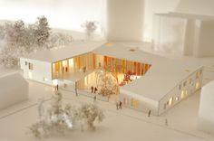 Villa Vita Cancer Centre Arkitektfirmaet C. F. Møller