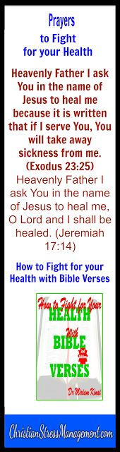 Health Inspiration Bible prayers to fight for your health - How to Fight for your Health with Bible Verses Edition How to Fight for your Health with Bible Verses 2 nd Edition teaches you th. Healing Bible Verses, Prayers For Healing, Bible Prayers, Bible Scriptures, Healing Prayer, Powerful Prayers, Healing Hands, Faith Prayer, My Prayer