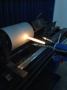 Thermal Spray Coating with HVOF Tungsten Carbide Coating Rolling Roll Asinmaz Yuzey Kaplama Ltd. Sti.    Izmir/TURKEY