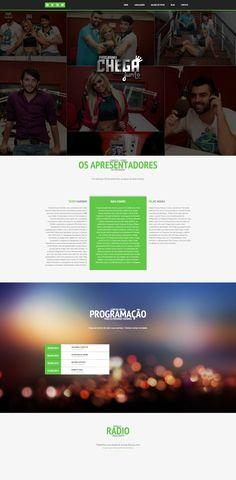 Instalação, configuração e personalização de Template em Wordpress.  Link • www.programachegajunto.com.br