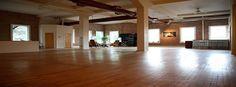 Studio B:  A blank canvas :)