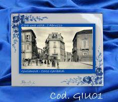 COLLEZIONE C era una volta l  ABRUZZO Giulianova Ceramica maiolicata BONTEMPO