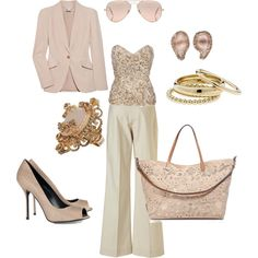 Soft Pink and so classy