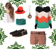 """""""Into The Jungle"""" by tran-mik on Polyvore"""