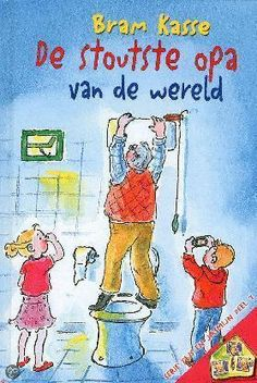 Aanrader! Voorleesboek voor KBW 2016: Voor altijd jong (De stoutste opa van de wereld - Bram Kasse) Color Style, Grandma And Grandpa, Kids Logo, Literacy, Letters, Education, Books, Coloring Pages, Libros