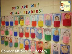 We Are Readers! - Conversations in Literacy