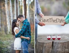 River Engagement Pictures with a fishing theme Save the Dates by Bend Wedding Photographer, Amanda Mae Images Fishing Engagement Photos, Themed Engagement Photos, Engagement Couple, Engagement Photography, Wedding Photography, Photography Ideas, Engagement Ideas, Christmas Engagement, Country Engagement