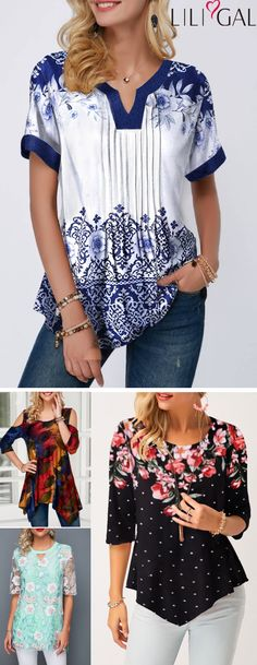 Spring Summer Cute Tops for women - The Best Of List Pretty Outfits, Cool Outfits, Fashion Outfits, Womens Fashion, Tops Bonitos, Summer Tops, Spring Summer, Spring Tops, Clothes 2019