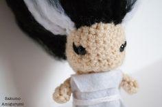 Sposa di Frankenstein di Sakumo Amigurumi su DaWanda.com