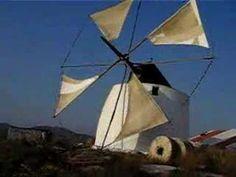 Moinho de vento do Sobral de Monte Agraço - YouTube