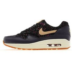 the best attitude 1be68 758ec Men s Footwear Nike Air Max 1 Purple Dynasty Linen Black White for sale  online for cheap. meriahanso · SHOES
