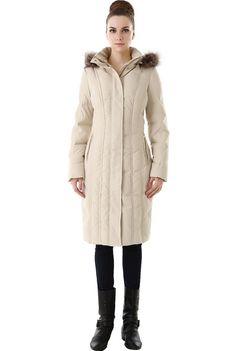 Exclusive Long Down Coat Ideas