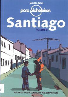 Books, Santiago De Compostela, Libros, Book, Book Illustrations, Libri