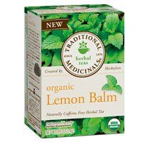 Traditional Medicinals Tea Lemon Balm Org  2 Pack >>> Click image to review more details. (This is an affiliate link and I receive a commission for the sales)
