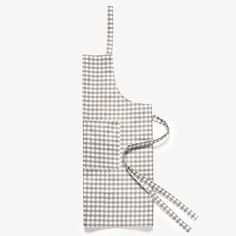 Gingham Cooking Aprons | Modern Kitchen Linens | Unison