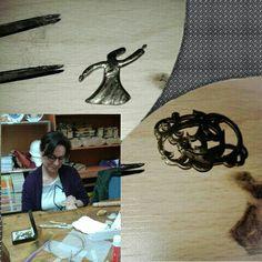 Öğrencilerimizin yaptığı ürünlerden bazıları  #workshop #workshops #jewelrydesign #jewelry #atolye #atölye #atelier
