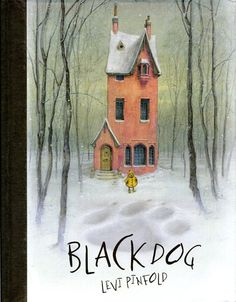Black Dog by Levi Pinfold. 20 of the Most Beautiful Children's Books in the World