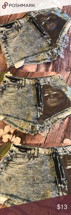 High waisted shorts New high waisted shorts great deal these are in au size so use size chart to pick your correct size bambam clothing  Shorts