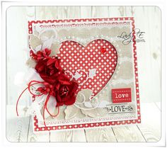 Scrap Art by Lady E: Valentine's Day :)