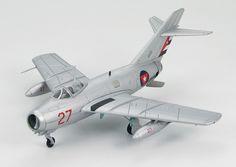 "Hobby Master 1:72 MIG-15bis Fagot ""27"", Defensa Anti-Aérea Y Fuerza Aérea Revolucionaria Cuba"