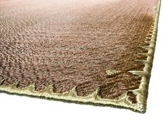 Hechizoo bronze and nylon rug