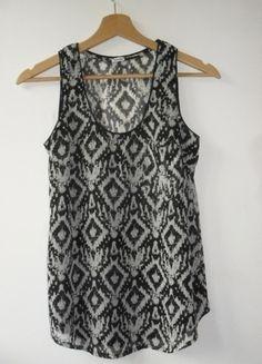 Kup mój przedmiot na #vintedpl http://www.vinted.pl/damska-odziez/koszulki-na-ramiaczkach-koszulki-bez-rekawow/14302607-koszulka-na-lato