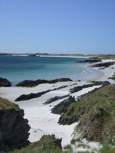 Cable Bay to Sir John's Pool, Colonsay - (© Kate Oldfield) www.colonsayholidays.co.uk