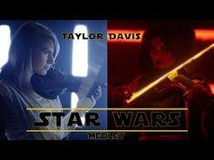 Star Wars Medley (Violin Cover) - Taylor Davis - YouTube  WATCH IT. THIS IS SO AWESOME!