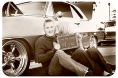 engagement photos with old cars - Google Search