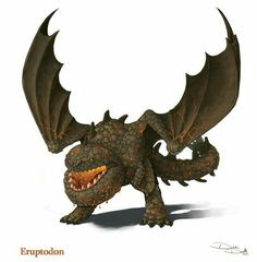 Hookfang by dreamsoffools how to train your dragon hookfang lava muncher by voltaic soda ccuart Choice Image