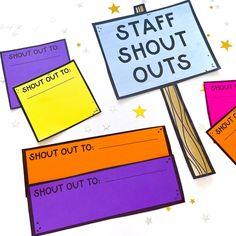21 Ways to Support Staff Morale & Teacher Wellbeing