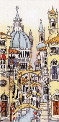 Venice Palazzo 2 - Michael Powell