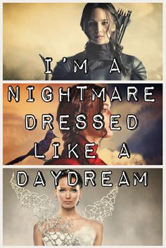 she's a girl on fire! Divergent Hunger Games, Hunger Games Memes, Hunger Games Fandom, Hunger Games Trilogy, Book Nerd Problems, Fandom Quotes, Tribute Von Panem, I Volunteer As Tribute, Catching Fire