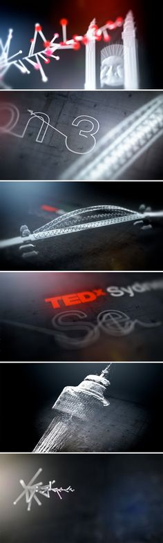 motion graphics/ storyboards/ styleframes | TEDx