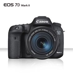 Introducing the EOS 7D Mark II – the most advanced APS-C EOS till date. 20.2MP CMOS sensor, DIGIC 6 Processor, 10fps, Standard ISO range 100-16,000, 65-point All-Cross type AF and Full HD 60p recording – truly class leading http://www.imagestore.co.in/canon-eos-7d-mark-ii-kit-ef-s18-135mm-f3-5-5-6-is-stm-dslr-camera.html