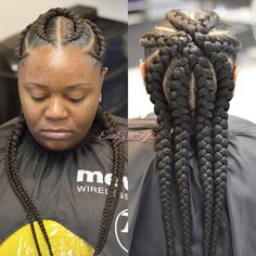 Braiding African hair: My hair styles # half rasta Braids Braiding African hair . Braiding African Hair: My Hair Styles # half rasta Braids Braiding African Hair: My Hair Styles – Half Braided Hairstyles, African Braids Hairstyles, Girl Hairstyles, Hairdos, Protective Hairstyles, Protective Styles, Weave Hairstyles, Braids For Kids, Girls Braids