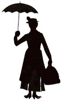Mary Poppins...Anna's Alter Ego...