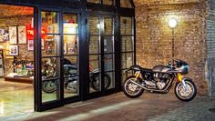 The Bike Shed Motorcycle Club | www.caferacerpasion.com