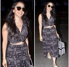 Kiara Advani, Casual Dresses, Two Piece Skirt Set, Actresses, Indian, Skirts, Beautiful, Memes, Fashion