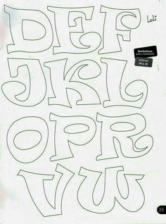 sonjareidenjoy - 0 results for lettering fonts Letter Patterns, Felt Patterns, Embroidery Patterns, Applique Letters, Alphabet Templates, Drawing Letters, Creative Lettering, Printable Letters, Alphabet And Numbers