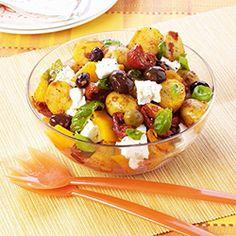 Mediteranean Potato Salad