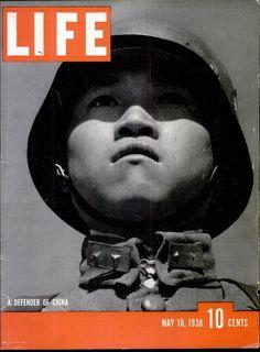 LIFE 16 mag 1938