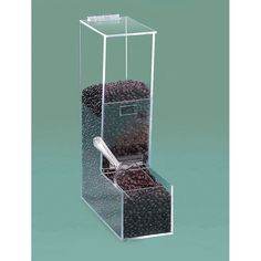 "Cal Mil 947 Bulk Food Dispenser 4 1/2"" x 12"" x 16 1/2"""