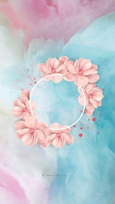 Flower Background Wallpaper, Flower Backgrounds, Instagram Frame Template, Poster Background Design, Apple Watch Wallpaper, Flower Logo, Instagram Logo, Jolie Photo, Floral Border