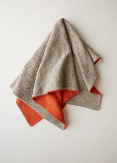 Double Knit Blanket | Purl Soho